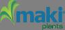 Maki | Plants Logo
